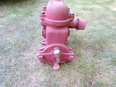 Rare F. E. Myers Cast Iron Antique Standing Hand Water Well Pump 7