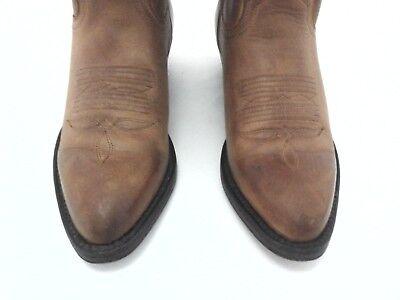 1ceb967d382 SENDRA COWBOY BOOTS Tan Brown Leather Handmade in Spain Women's US 6 EU 36  $300