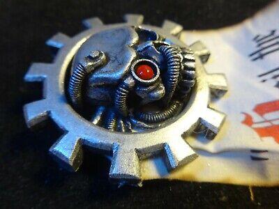 Adeptus Mechanicus Scroll