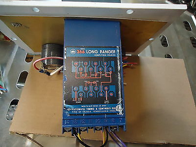 Atc(Automatic Timing & Control Co.) 366 Long Ranger Computing Counter 4