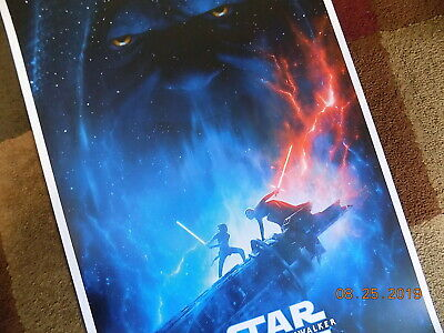 "Star Wars: The Rise of Skywalker (11"" x 17"") Movie Collector's Poster Print 4"