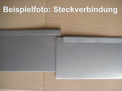 Rasenkante Metall 8 14 18 cm hoch verzinkt Beetumrandung Beeteinfassung Mähkante 4