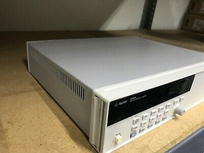 HP 3499A Switch/Control System Hewlett Packard ID-AWW-AWW-9-3-7 2