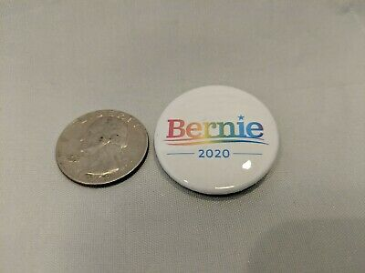 "Four 1.25"" Bernie 2020 Pins, You choose designs 6"