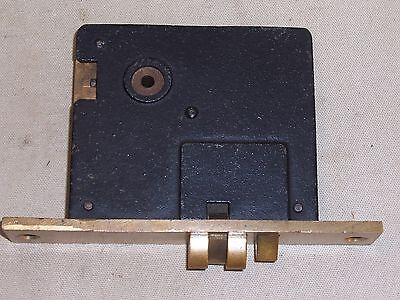 Antique Corbin Grip Lever Victorian Mortise Lock 4