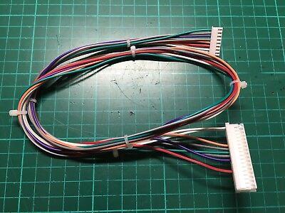 New Net City Cabinet Capcom Kick harness CPS2 auxiliary cable Sega Net City