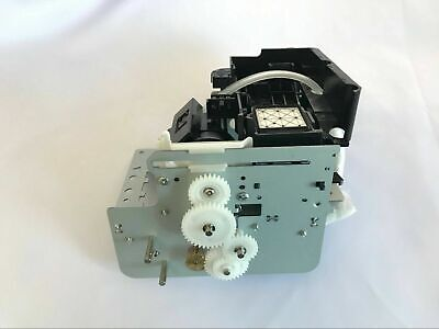 Mutoh VJ1604E/1624 Pump Capping Assembly Maintenance Cap Station DX5 Solvent US 4