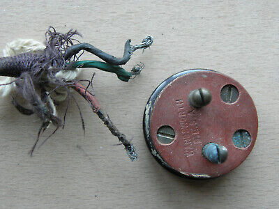 Vintage Needlelite Sewing Machine Motor Carter Electrical 200/50V Universal Acdc 10