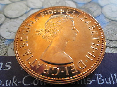 UK Proof Penny 1p Mint Condition! 1970 - 2010  great condition VARIOUS YEARS 4