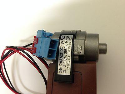 Genuine Nec Daewoo Bosch Fridge Evaporator  Fan Motor Dc13V D4612Aaa21  0533 4