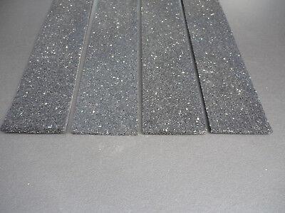 Terrassenbau Rollen Streifen Terrasse Terrassenpads 5.000 x 50 x 10mm Terrassenpad Gummigranulat