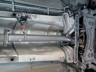 tubo rimozione filtro antiparticol FAP DPF Ford Kuga 2.0 TDCI  136cv 140cv 163cv 3