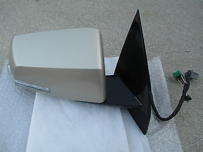 07-08 SATURN OUTLOOK DRIVER SIDE POWER FOLDING MEMORY AUTO MIRROR P//N 25842041