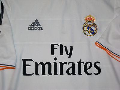 2e3f830da ... 2013 2014 Adidas Real Madrid Cristiano Ronaldo Jersey Shirt Manchester  United 3