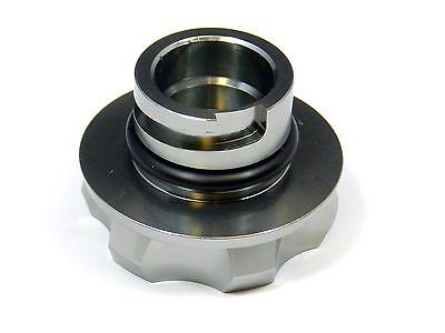 TURBO CNC BILLET ENGINE OIL FILLER CAP FOR CHEVY LS1 LS2 LS3 LS6 CHROME