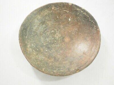 Pre-Columbian Jalisco Mayan Utilitarian Bowl 300-600AD CAA 49 5