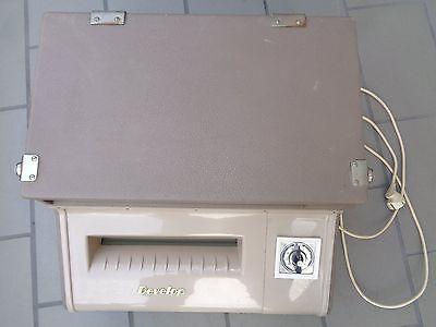 altes Kopiergerät  Kopierer Develop  antiker Kopierer   Kopieraparat