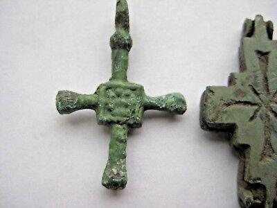 ANCIENT CROSS Viking Kievan Rus 10-12 century AD 6