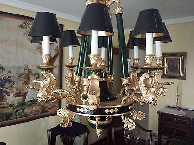 Mariner Empire Style Lamp.