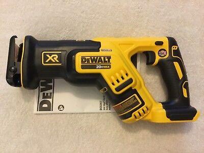 New Dewalt DCS367B 20V 20 Volt Max XR Brushless Variable Speed Reciprocating Saw 4