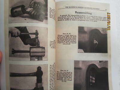 IHC McCormick Deering Gas Engine Theory, Care Instructions, Repair of Engine 6
