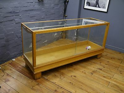 Corbett & Co Haberdashery Cabinet Glazed Shop Display Counter