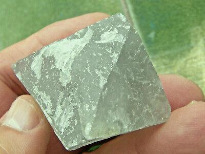 "Minerales "" Grandioso Cristal Octaedrico De Fluorita De China  -  6A13 "". 2"