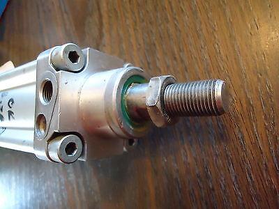 "New Festo Fabco #721-5-Pm-V-J, 3"" Bore X 5"" Stroke Cylinder. 3"