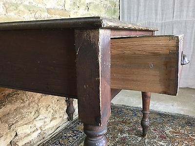 Church Pine Table 5