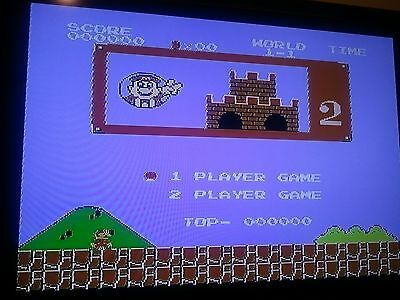 66 IN 1 games ( Super Mario Bros , tennis, baseball etc)- Famicom Nes  Cartridge
