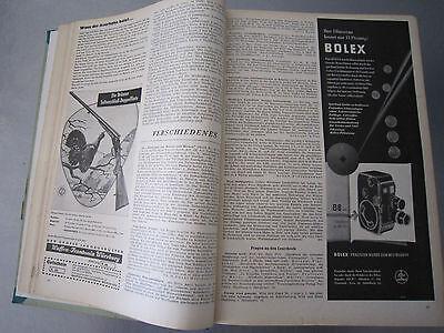 """""""Wild und Hund"""" kompletter 60. Jahrgang von April 1957 - März 1958,Hege,Pirsch 3"""
