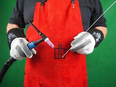 Lge TIG Gloves TIGMATE RX-Premium Tig Gloves Top Quality TIGMATE Gloves Kevlar