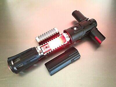 Star Wars Kylo Ren Graflex Skywalker beauty reveal lightsaber hilt prop 2