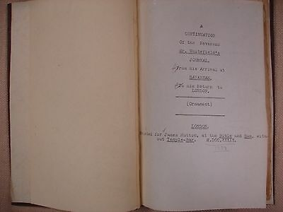 Whitefield - Continuation of Journal - 1741 - Bible - FBHP-2 2