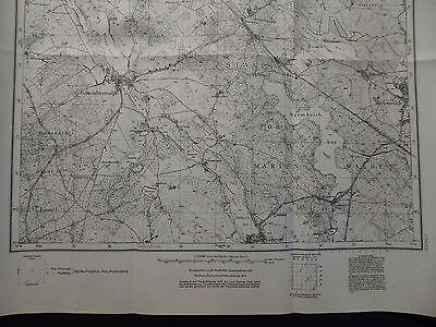Landkarte Meßtischblatt 2959 Schwachenwalde i.d. Neumark / Chłopowo, Arnswalde