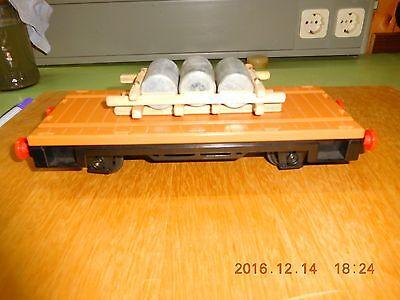 2x graue Abdeckung f Bleigewicht US-Waldbahntruck z.B. 40770 LGB Ersatzteil