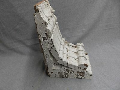 1 Antique Wood Corbel Bracket Shelf Decorative Old Victorian Architecture 18-16 6