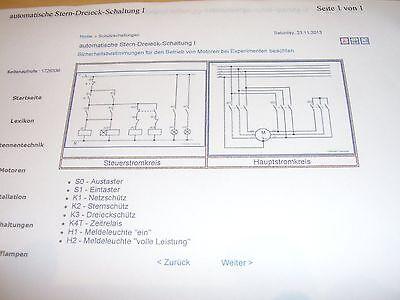 automatische stern dreieck schaltung bis 12 5kw mit eds. Black Bedroom Furniture Sets. Home Design Ideas