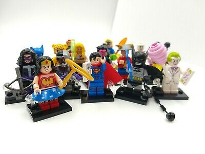 LEGO Minifigures DC Super Heroes Series  (71026) - Select Your Character 3