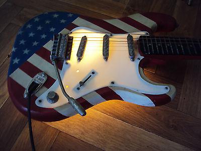 À Électrique Usa Lampe Guitare Déco Décorative PoserForme yIYmbfgv76