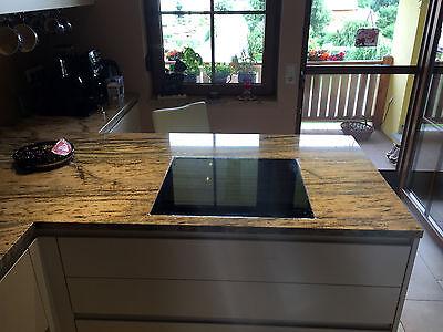 k chenarbeitsplatte arbeitsplatte k cheninsel k che naturstein granitplatte neu eur 999 99. Black Bedroom Furniture Sets. Home Design Ideas