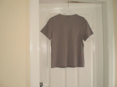 """Blouse""""Per Una"""" M&S Sleepwear Grey Colour Size:14 ( UK ) New With Tags 4"""