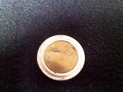 2 Euro Münze Ohne Prägung Rohling Fehlprägung Leere 2 Münze