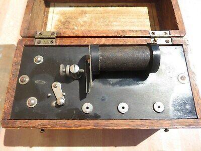 Vintage Early 1900's Quack Medicine Electro Stimulator 2