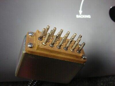 Polaron E6300 Sputter Coater Sputtering System Fisons Vacuum Control Panel 2