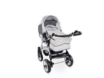 Passeggino TRIO Baby Carrozzina 3in1 Seggioliono OVETTO AUTO GagaDumi Urbano 6