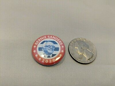 "Bernie Sanders 2020 Buttons/Pin Set Of 10, 1"" diameter pins. Free Shipping 5"