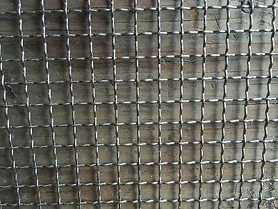 "Stainless Steel 304 Mesh #14 .020 Wire Mesh Cloth Screen 18""x36/"""