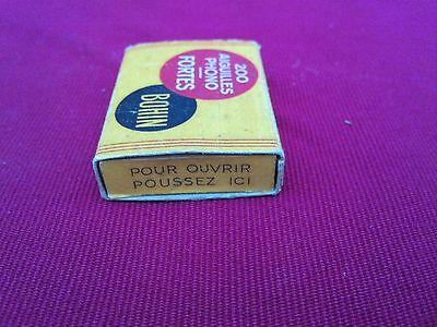 Caja de Aiguilles Phono. Bohin 2