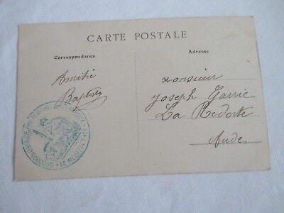 Cpa 36 Chateauroux - L Hotel Des Postes